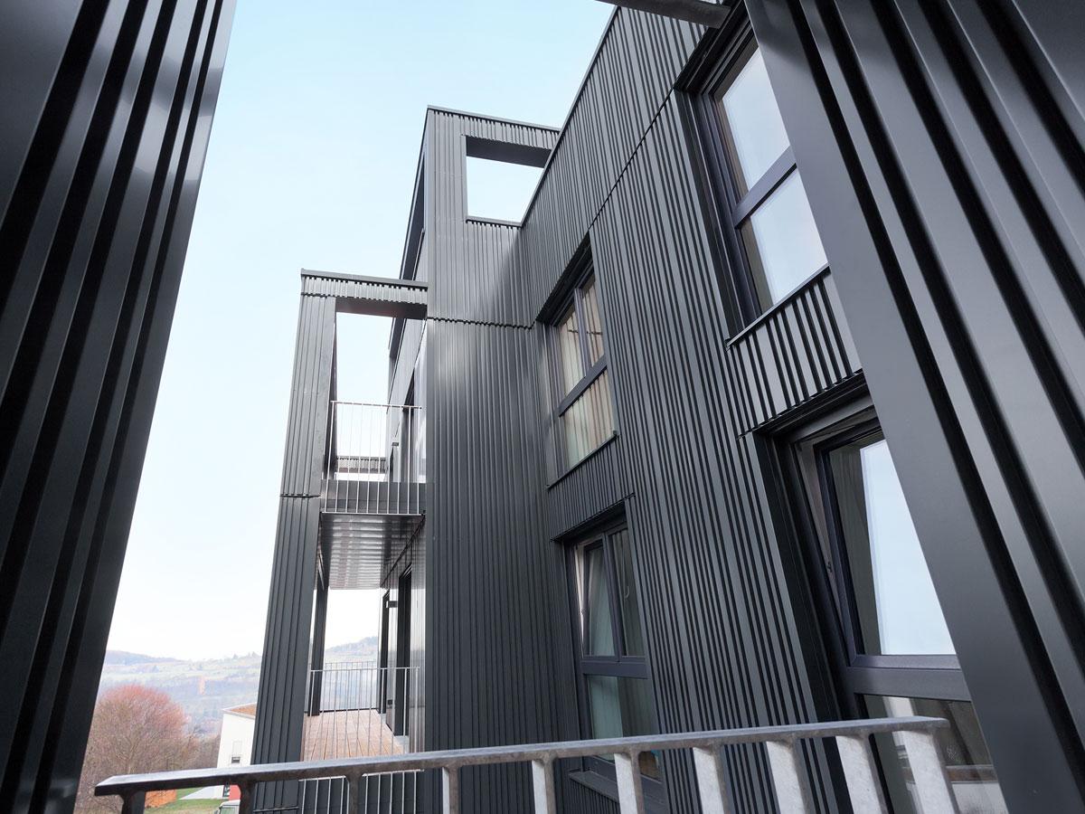 Neubau eines Mehrfamilienhauses in Pfullingen | Bauplanung